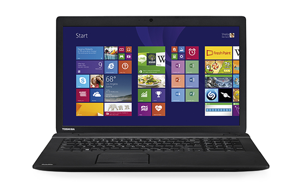 "Photo: Toshiba Satellite Pro C70-B-12G 17.3"" i3-4005U 4Gb 1TB W8.1"